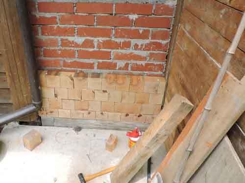 木ブロックを貼る2