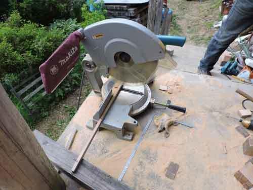 木ブロックを作る