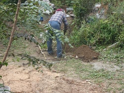 排水管工事2a
