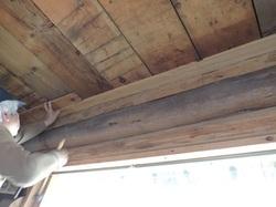 天井張り2