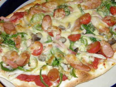 ミックスピザ