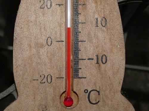 10月6日午前6時の気温