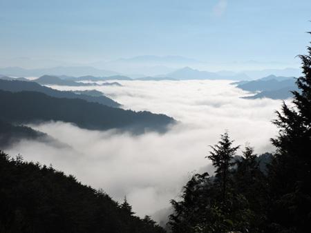 10月11日の雲海2