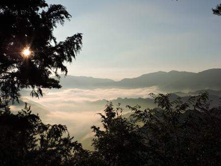 10月11日の雲海1