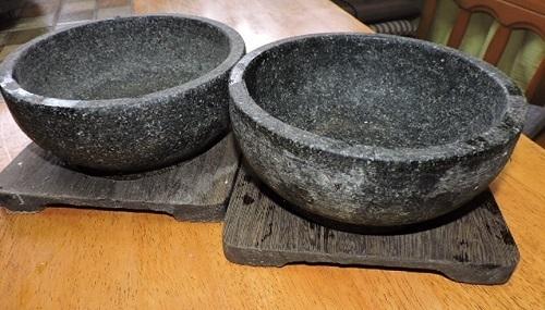 石焼ビビンバ鍋