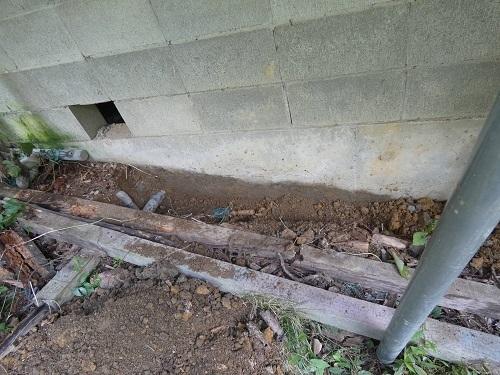 排水管工事2
