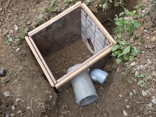 排水管工事6