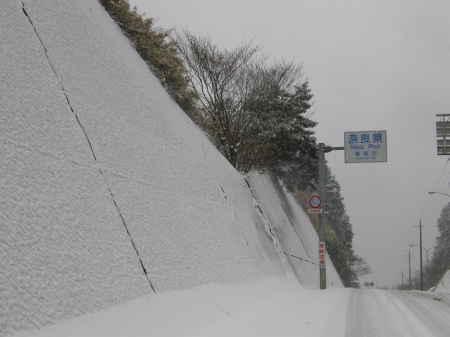 奈良との県境